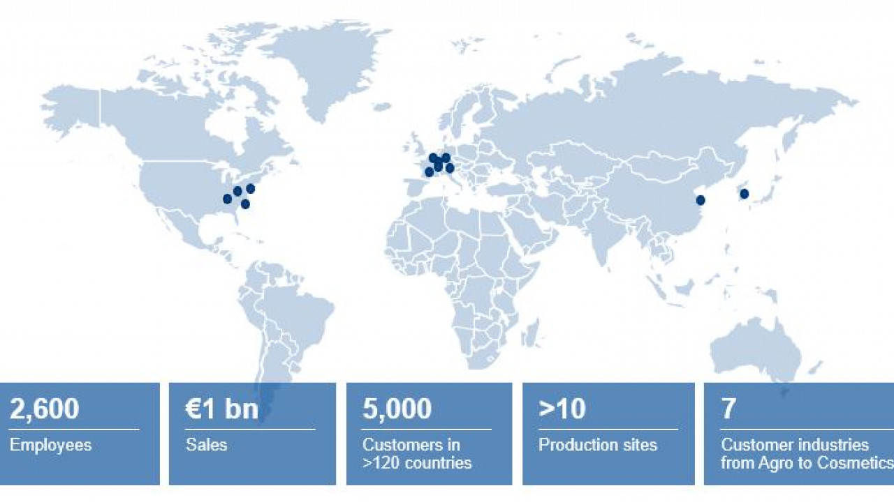 About Us Global Footprint